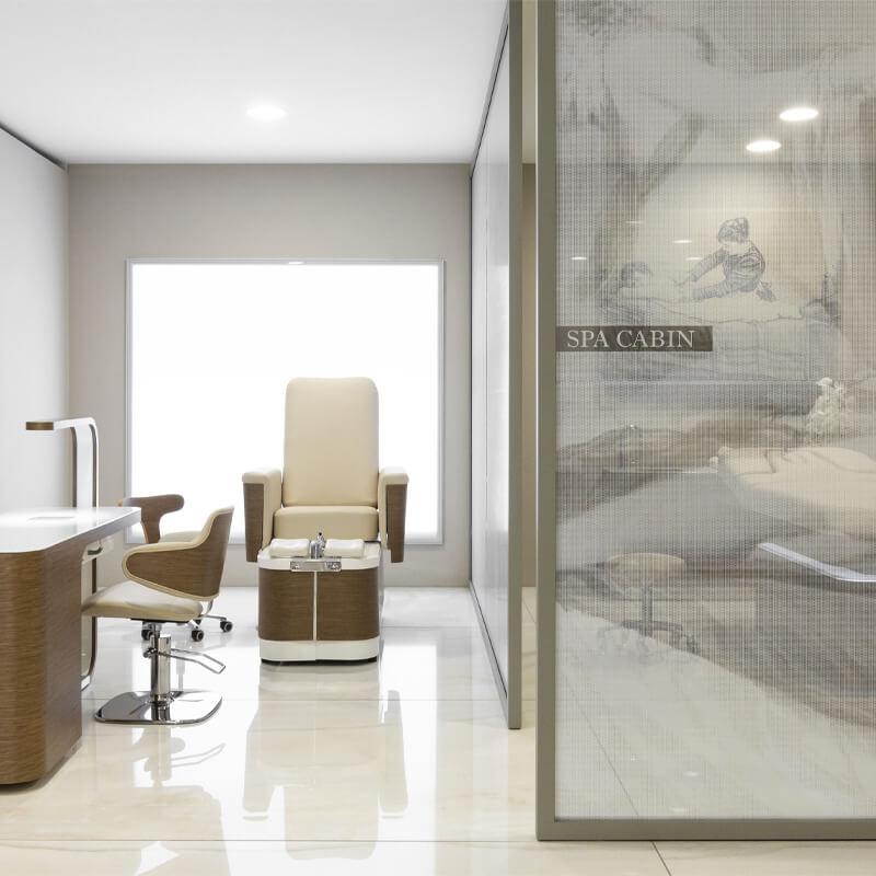 Cabina Gree Prestige by Giovannoni Design