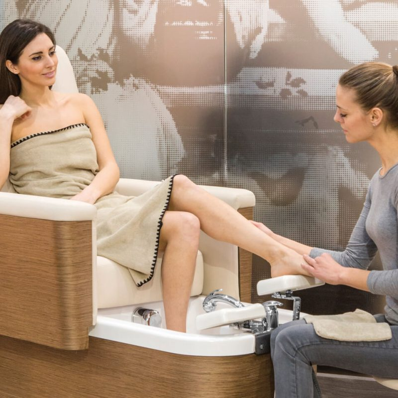 Poltrona Foot Dream Luxury